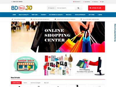 eCommerce Development and Web Development Company in Bangladesh